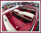 Cadillac 1957 Red Convertible WA (5) Interior.jpg