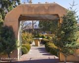 Albuquerque NM 2016 (21) Church Garden.jpg