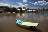 Sarawak River...