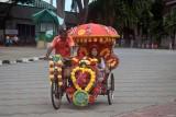 Rickshaw tour...