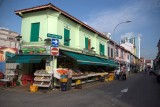 Daily life at Little India...