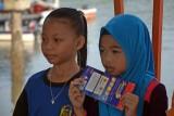 Kids from Bako...