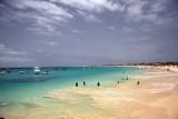 Santa Maria beach...