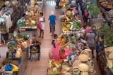 Mindelo central market...