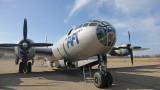 Riding in Fifi, the CAF's B-29