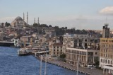 View of city from Bosphorus