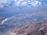 Ulaanbaatar from the Air