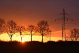Zonsopkomst / Sunrise (Aadorp)