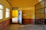 an old prison in Sinop, turkey