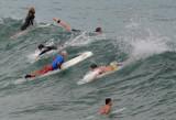 Bondi beach surfers, Sydney