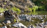 Suvari creek,  Central Turkey