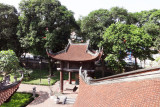 Grounds and buildings in the Temple of Lecture - Hanoi, Veitnam