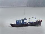 Boat in Ha Long Bay, Vietnam