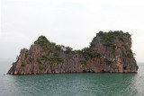 Islet in Ha Long Bay, Vietnam