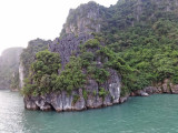 Island in Ha Long Bay, Vietnamg