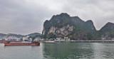 Eerily beautiful Ha Long Bay, Vietnam