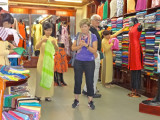 Janet and Stan shopping at the Thang Loi Company, Hoi An, Vietnam