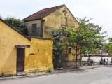 House near the Thu Bon River - Old Town, Hoi An, Vietnam