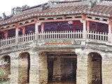 The Japanese Bridge - Old Town, Hoi An, Vietnam