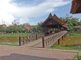 The Japanese Bridge in Siem Reap, Cambodia