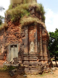 Lolei - Hindu temple constructed in the late 9th century c.e. - part of the Roluos Group, Cambodia