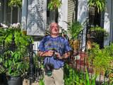 Elliott in the Garden District of New Orleans