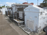 Historic St. Louis Cemetery 1 in New Orleans
