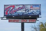 Prejean's - oustanding Cajun food here - also nice Cajun music - in Lafayette - southwestern Louisiana