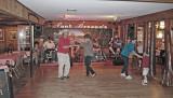 Dancing at Pont Breaux's Cajun Restaurant in Breaux Bridge in southwestern Louisiana