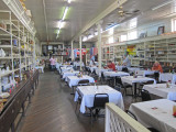 Inside the Old Country Store Restaurant (Mr. D's) on Highway 61 in Lorman, southern Mississippi - we ate lunch here