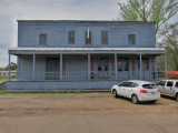 The Old Country Store Restaurant (Mr. D's) on Highway 61 in Lorman, southern Mississippi - we ate lunch here