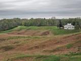 Third Louisiana Redan  - a battlefield site of the siege of Vicksburg - Civil War: Vicksburg National Military Park, Mississippi