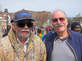 Ken and Tom at the reopening ceremony of the National Civil Rights Museum at the Lorraine Motel