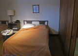 Martin Luther King Jr.'s bed just as it was before he was assassinated - room 306 at the Lorraine Motel