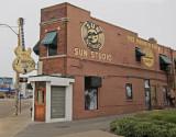 Sun Studio in Memphis, Tennessee