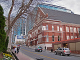 Ryman Auditorium - previous home of the Grand Ole Opry in Nashville, Tennessee