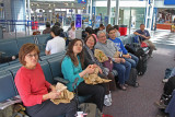 We traveled to Japan with the Akamatsu Clan seen here at Chicago's O'Hare Airport. John & Sharon are longtime friends of ours