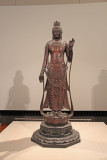 Sho-Kannon Bosatsu in gilt bronze (copy of piece from the 7th-8th century) - Tokyo National Museum