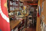 The small kitchen at Jidaiya - Tokyo
