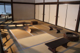 Onyakusho - the administrative room of the head officer during the Edo Period - at the Takayama Jinya in Old Town, Takayama