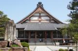 The Takayama Betsuin Shorenji Temple in Takayama