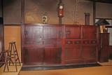 Furniture in Kusakabe Mingei-kan (Kusakable Heritage House) in Old Town, Takayama