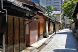 The Naga-machi Samurai District in Kanazawa