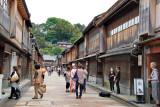 The Higashi Chaya (Geisha) District in Kanazawa