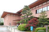 The Nomi Kutani Ceramics Museum in the Kutani Pottery Village in Nomi-shi
