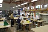 The Nomi Kutani Ceramics Center in the Kutani Pottery Village in Nomi-shi