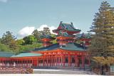 Soryu-ro Tower at the Heian-jingu Shrine in Kyoto