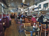 We ate an outstanding lunch here at the Crystal Beer Parlor which is a local favorite - Savannah