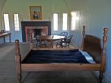 Sleeping quarters for officers - at Fort Pulaski on Cockspur Island, Georgia