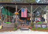 Gerald's Pig & Shrimp - on Pine Avenue/Highway 80 on Tybee Island - we ate superb take-out barbecue from here
